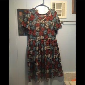 Lularoe Amelia 3X Dress